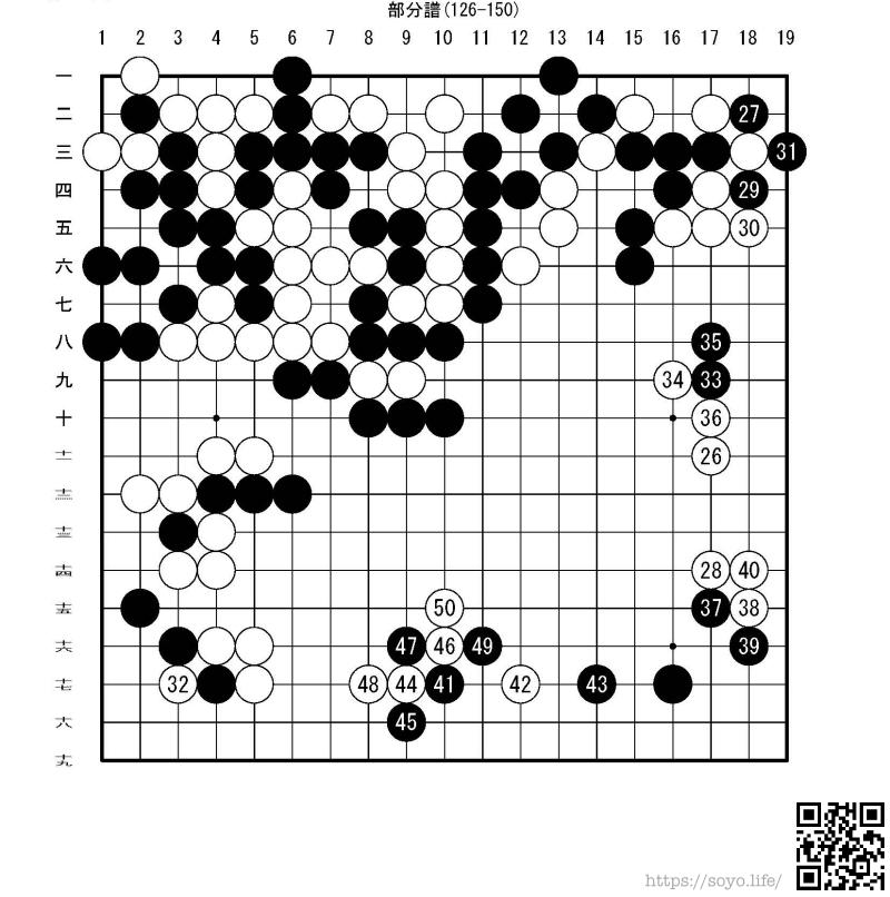 第45期棋聖戦ファーストトーナメント予選 仲邑菫初段vs高津昌昭06