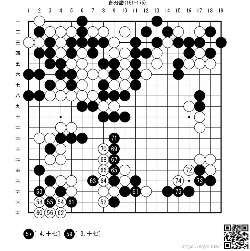 第45期棋聖戦ファーストトーナメント予選 仲邑菫初段vs高津昌昭07