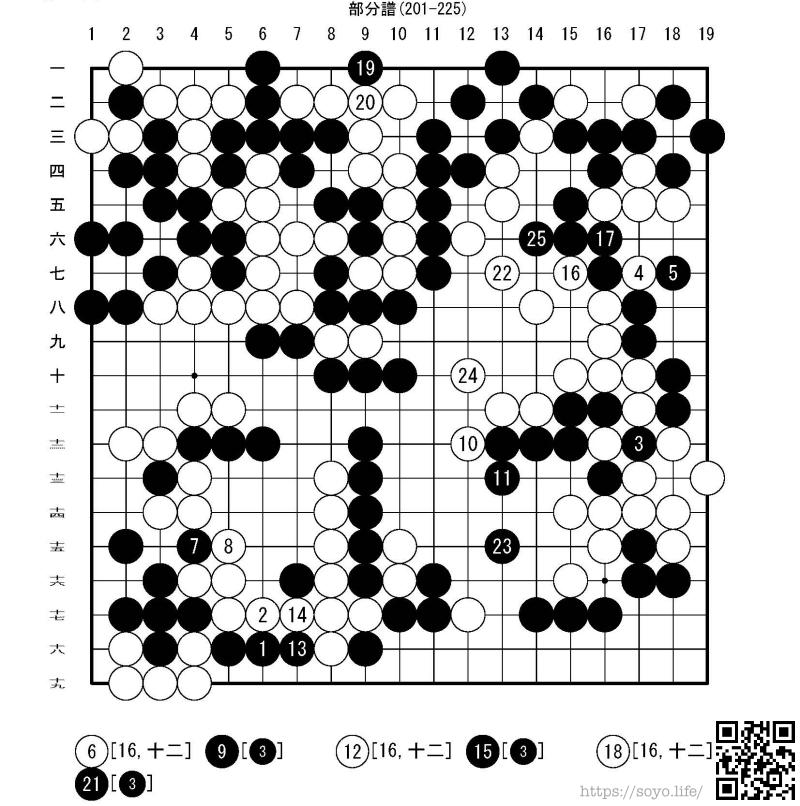 第45期棋聖戦ファーストトーナメント予選 仲邑菫初段vs高津昌昭09