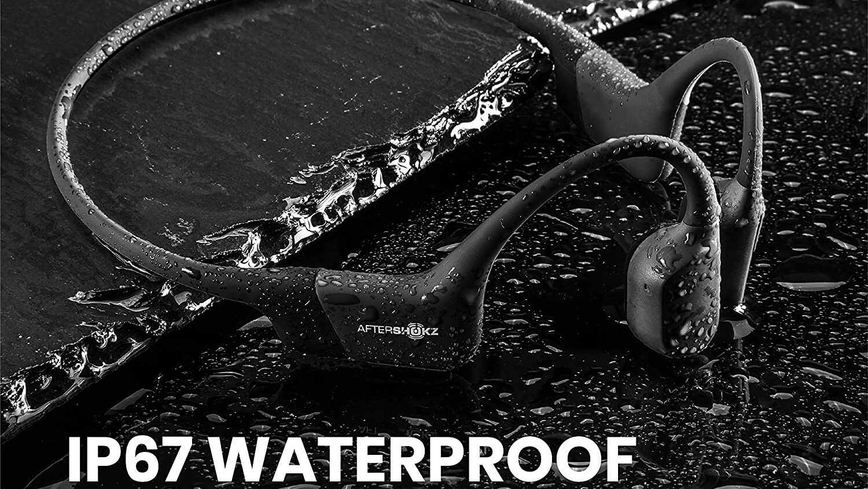 Aeropex 防水性能