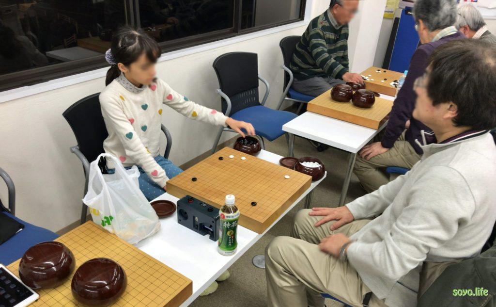 囲碁ファーストでの練習